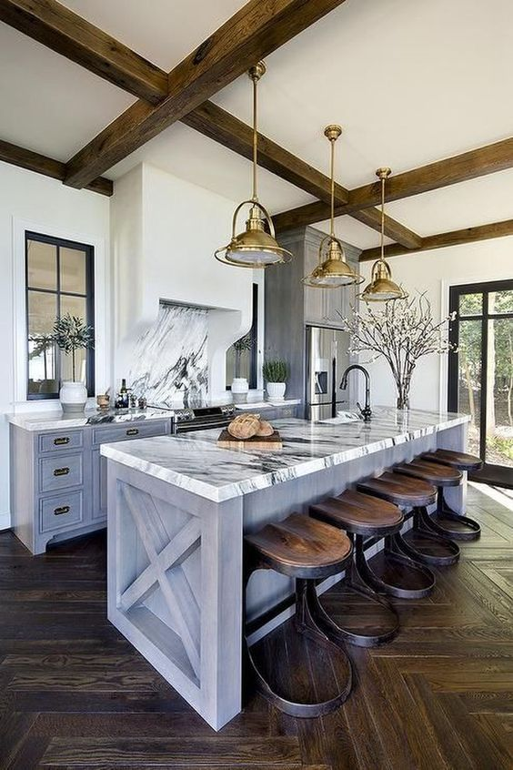 rustic kitchen decor 9