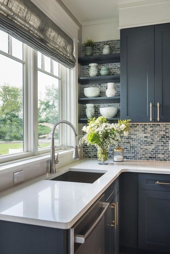 Kitchen Countertop on a Budget 18