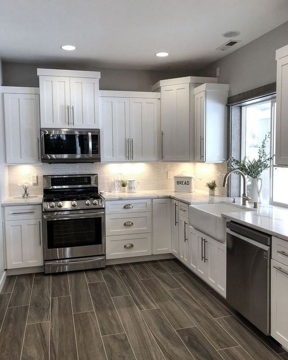 Kitchen Countertop on a Budget 19