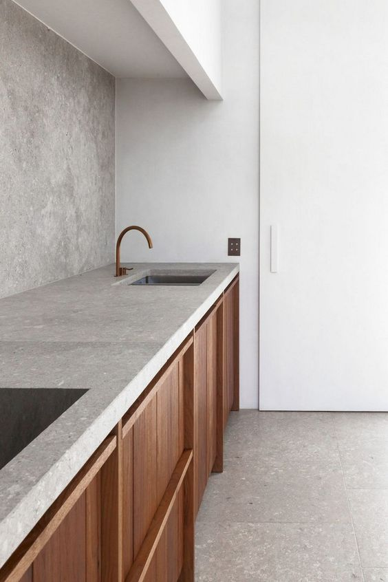Kitchen Countertop on a Budget 7