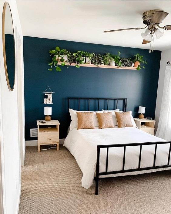 Minimalist Bedroom Design 14