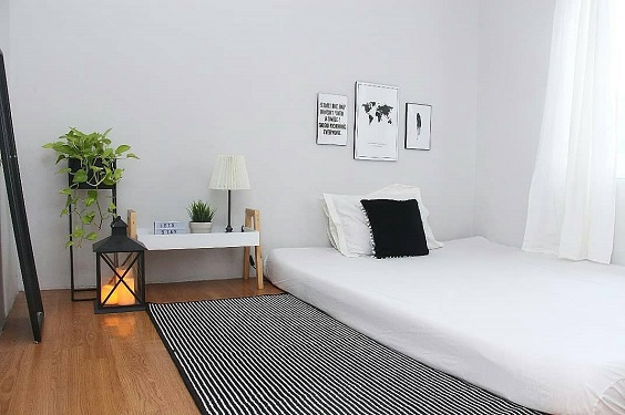 Minimalist Bedroom Design 9
