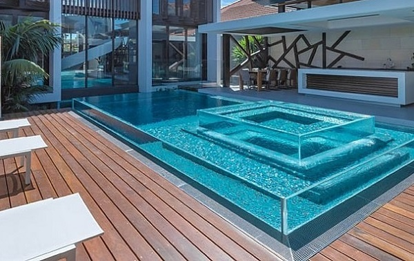Above Ground Swimming Pool: 25+ Modern Designs To Steal ...