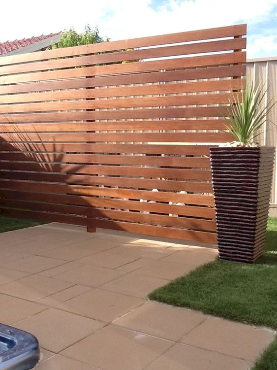 cedar fencing ideas 22