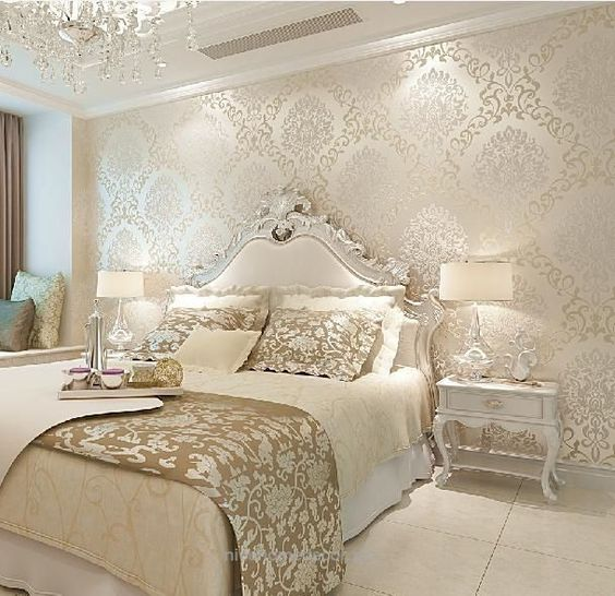 gold bedroom ideas 18