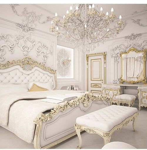 gold bedroom ideas 19