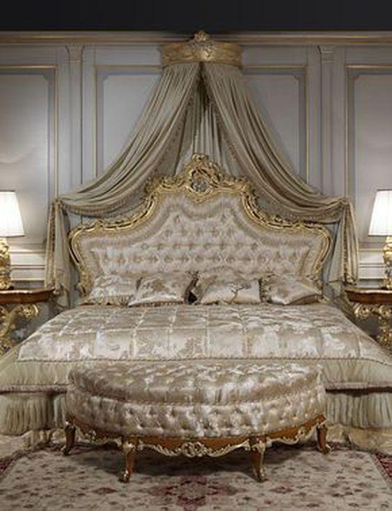 gold bedroom ideas 20