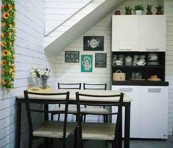 minimalist dining room 13