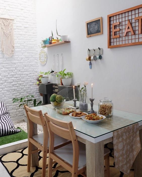 minimalist dining room 2