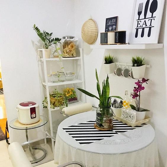 minimalist dining room 5