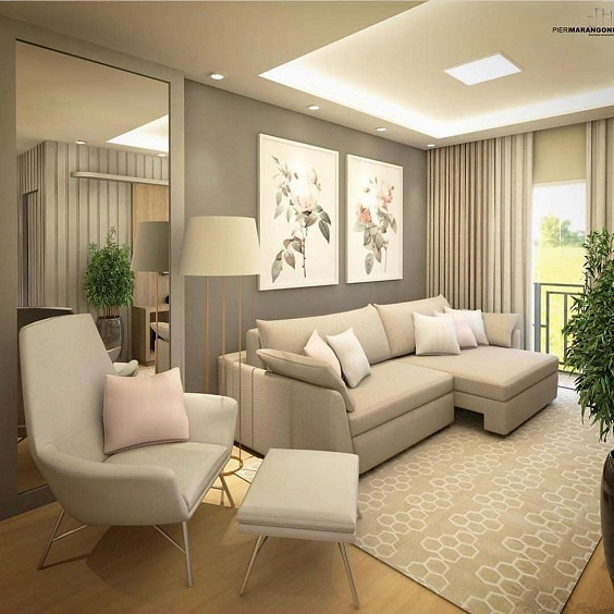 minimalist living room design 12