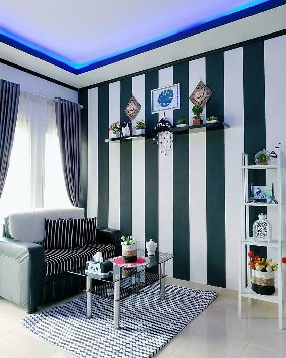 minimalist living room design 15