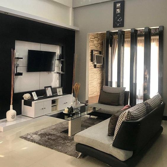 minimalist living room design 7
