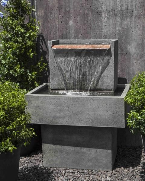 modern fountain ideas 11