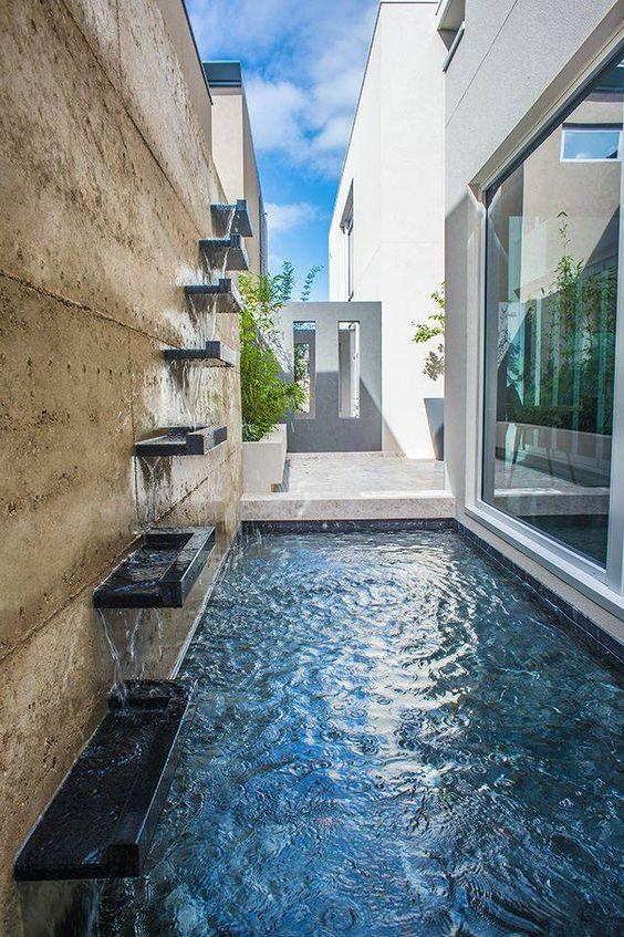 modern fountain ideas 25