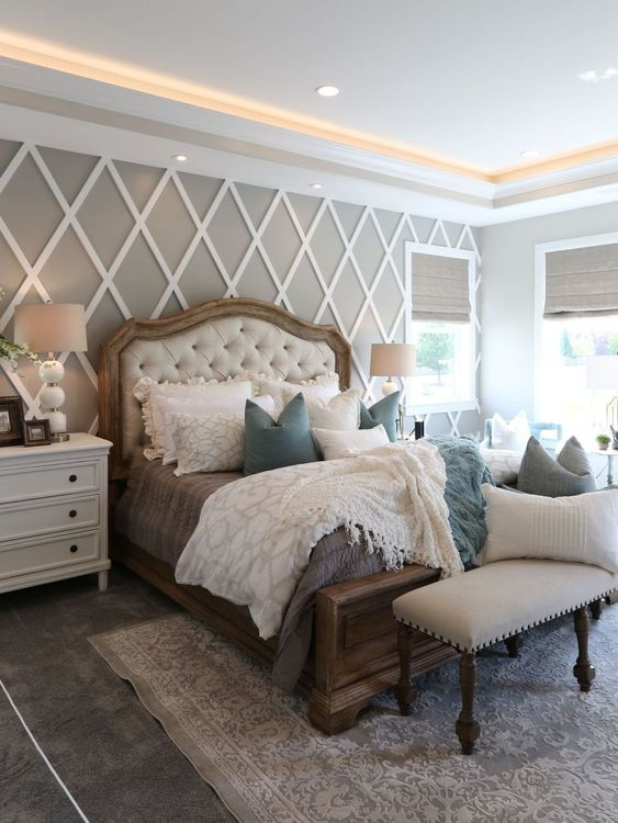 modern french bedroom 10