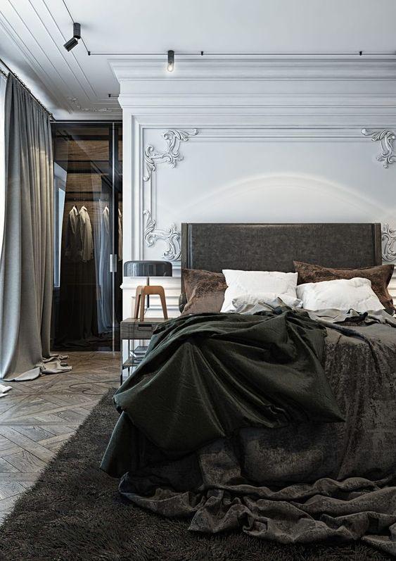modern french bedroom 13