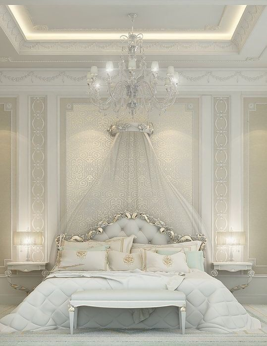 modern french bedroom 15