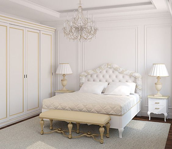 modern french bedroom 20