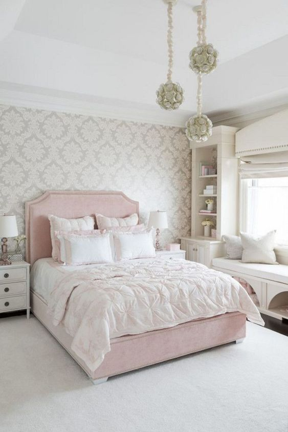 modern french bedroom 9