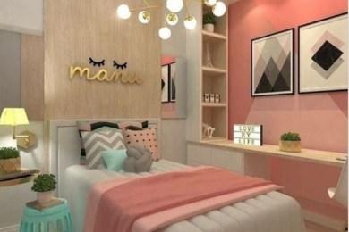 teen bedroom for girls feature