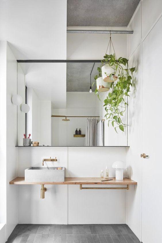 Scandinavian Bathroom Ideas 1