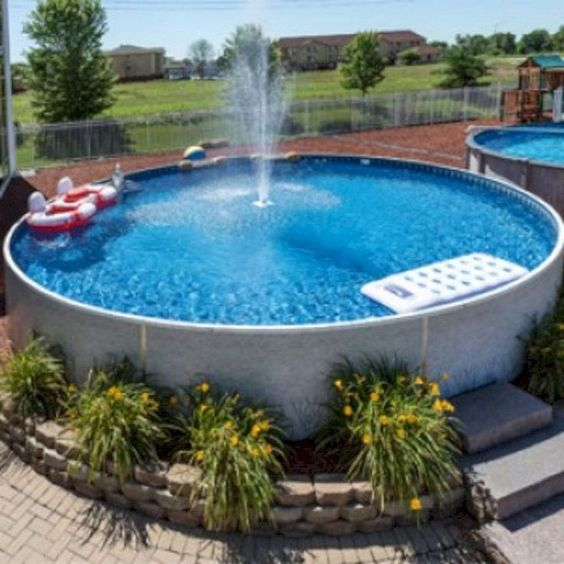 diy swimming pool ideas 12