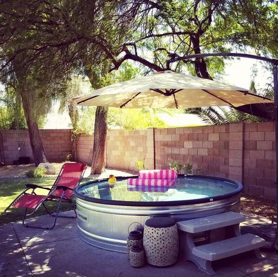 diy swimming pool ideas 22