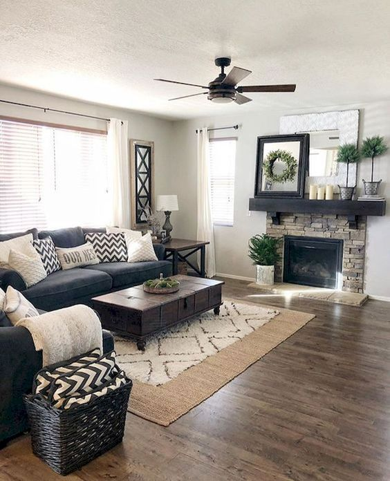 farmhouse living room 3