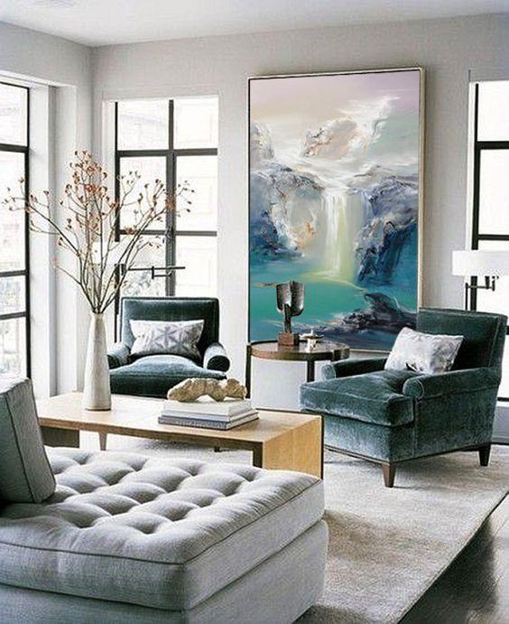 minimalist living room furniture 17