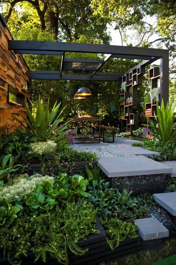 modern backyard ideas 5