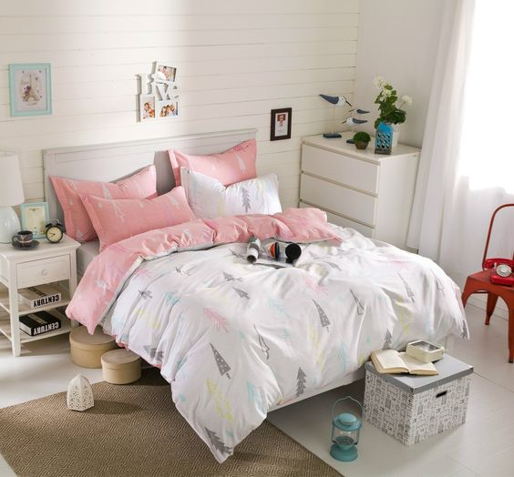 modern girls bedroom 15