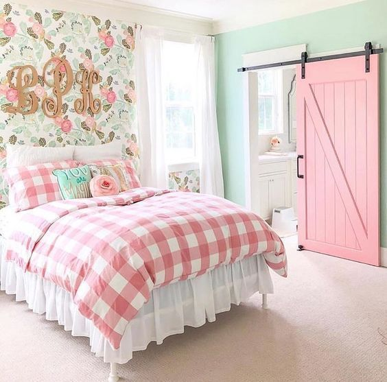 modern girls bedroom 19