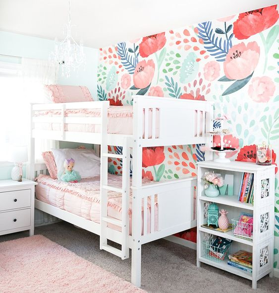 modern girls bedroom 20