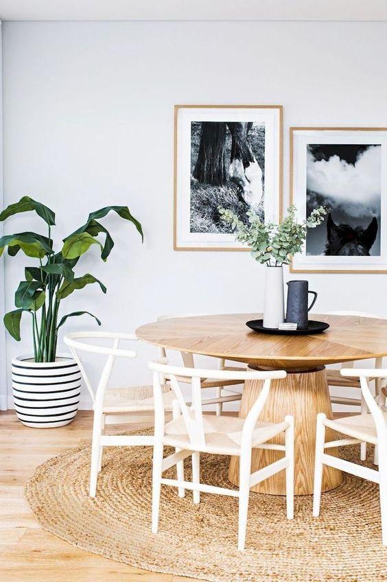 small dining decor 16