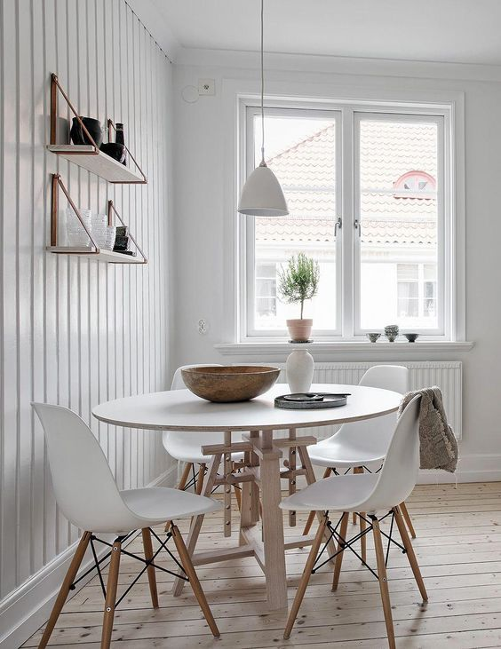 small dining decor 21