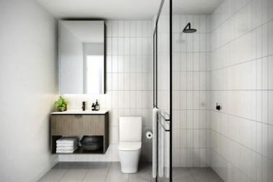 Bathroom Decor Apartment feature