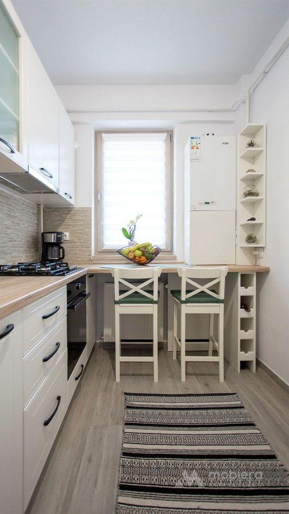 Kitchen Decor Apartment Ideas 17