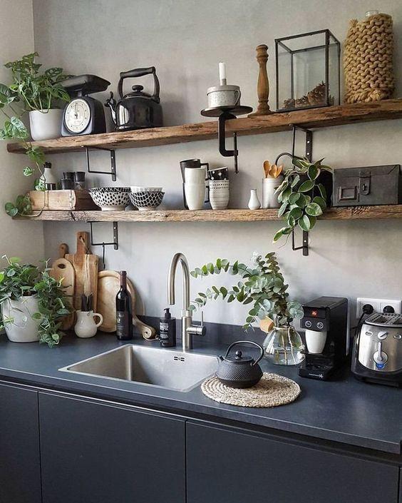 Kitchen Decor Apartment Ideas 3