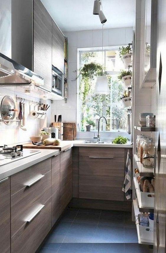 Kitchen Decor Apartment Ideas 8
