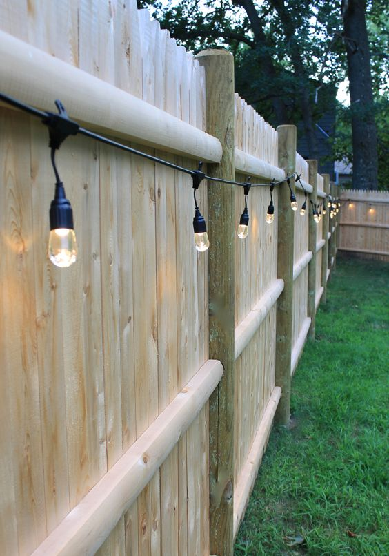backyard lighting ideas 1