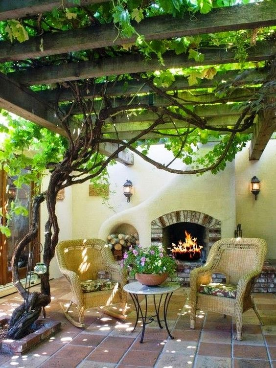 backyard pergola ideas 15