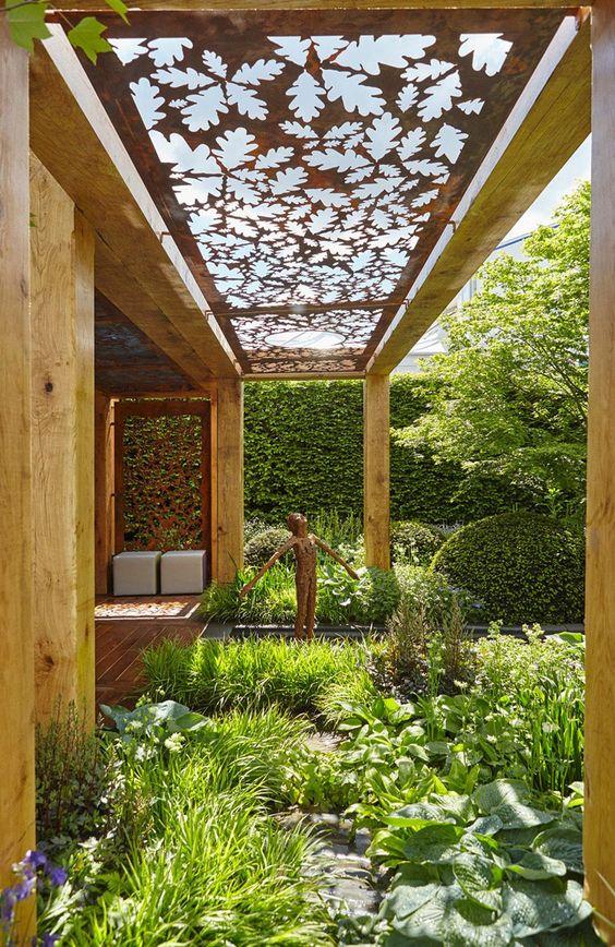 backyard pergola ideas 9