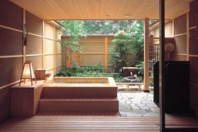 japanese bathroom decor feature
