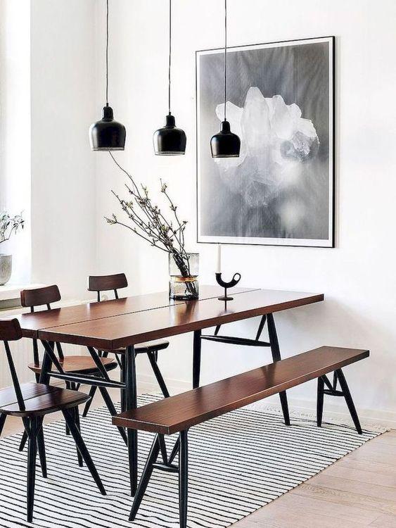 rustic dining room 11