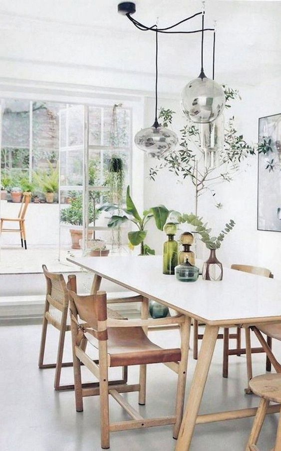 rustic dining room 20