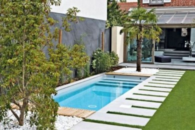 amazing swimming pool feature