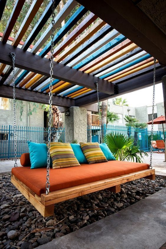 backyard furniture ideas 14