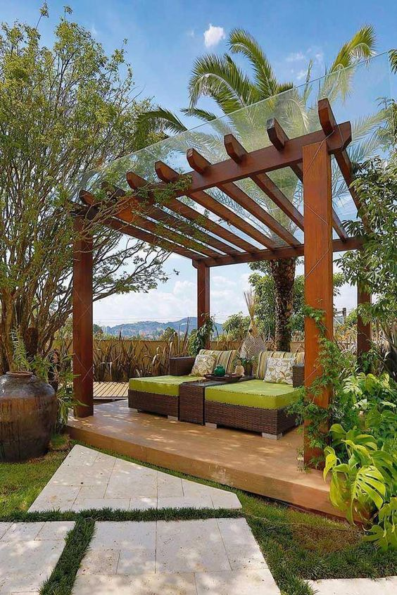 backyard furniture ideas 19