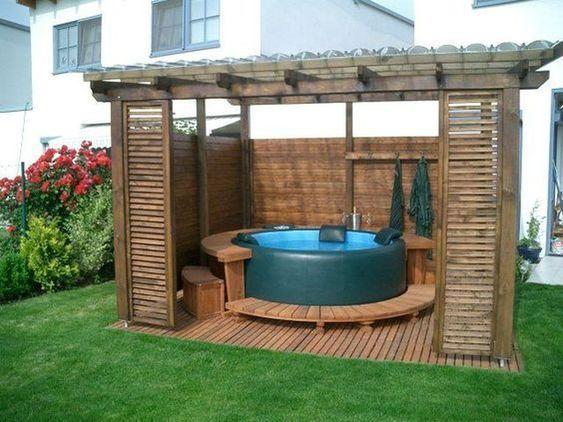 backyard hot tub 11